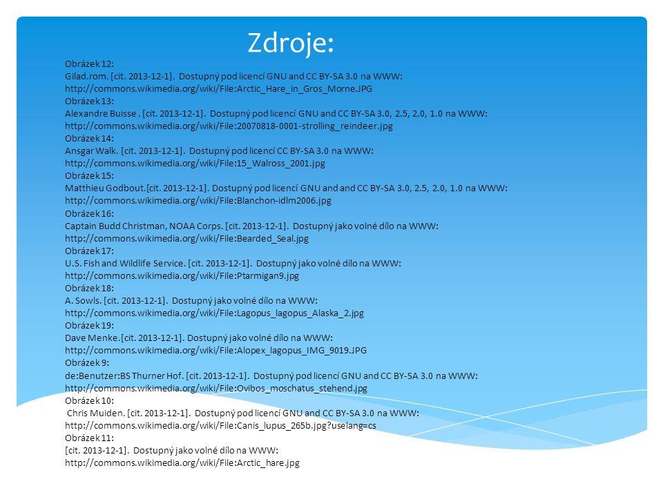 Zdroje: Obrázek 12: Gilad.rom. [cit. 2013-12-1]. Dostupný pod licencí GNU and CC BY-SA 3.0 na WWW: